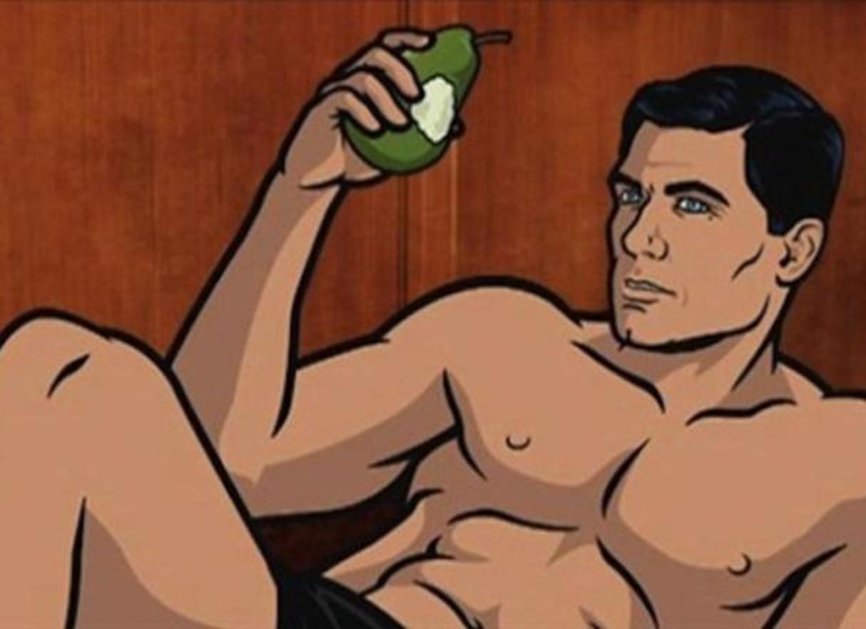 Archer nude gallerie hentia image