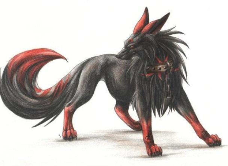 Female evil demon wolf exploited clips