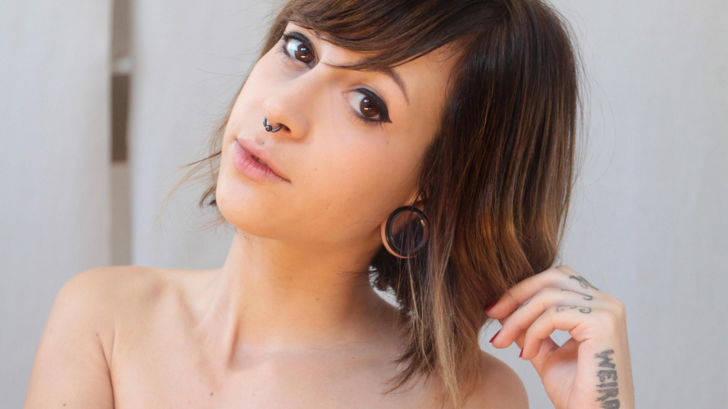 Ada Frost  - Quintessence suicidegirls @yotsuba girl,lips,barefoot,beauty,epic