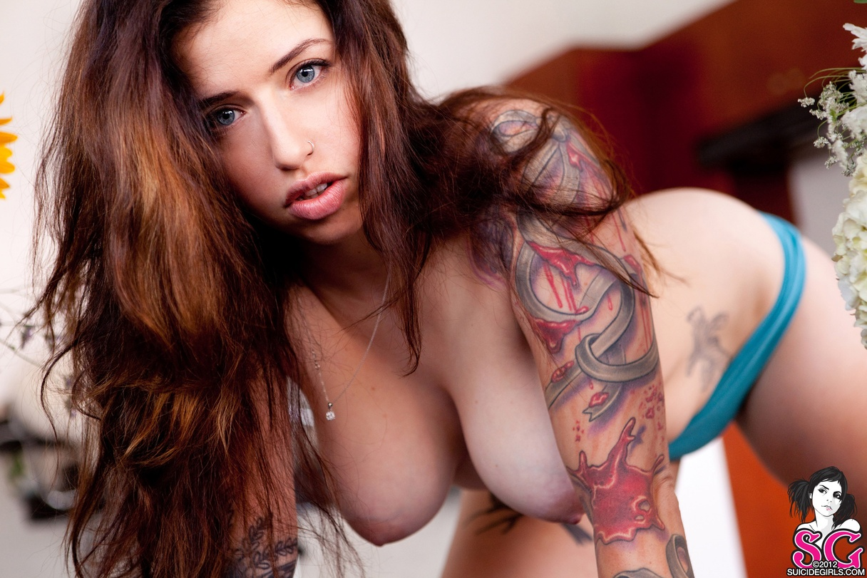 Sash suicide girls nude remarkable, this