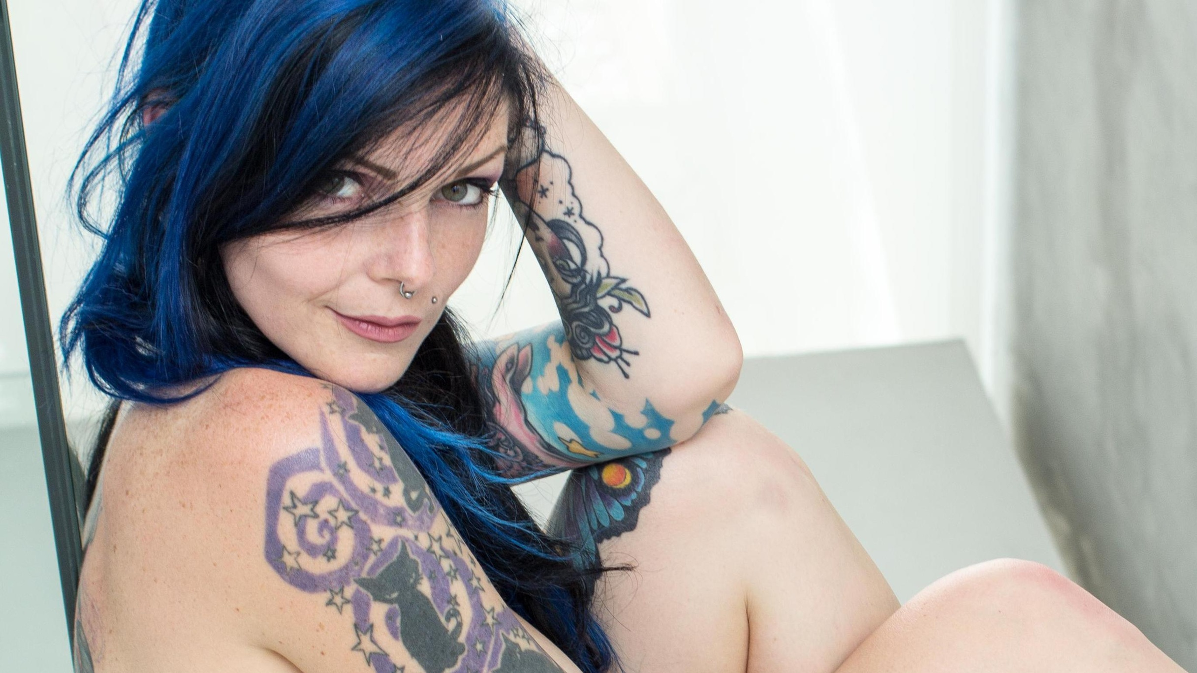 Riae Suicide  - Step By Step suicidegirls @riae rabbit,bear,mouse,fascinating,stunning
