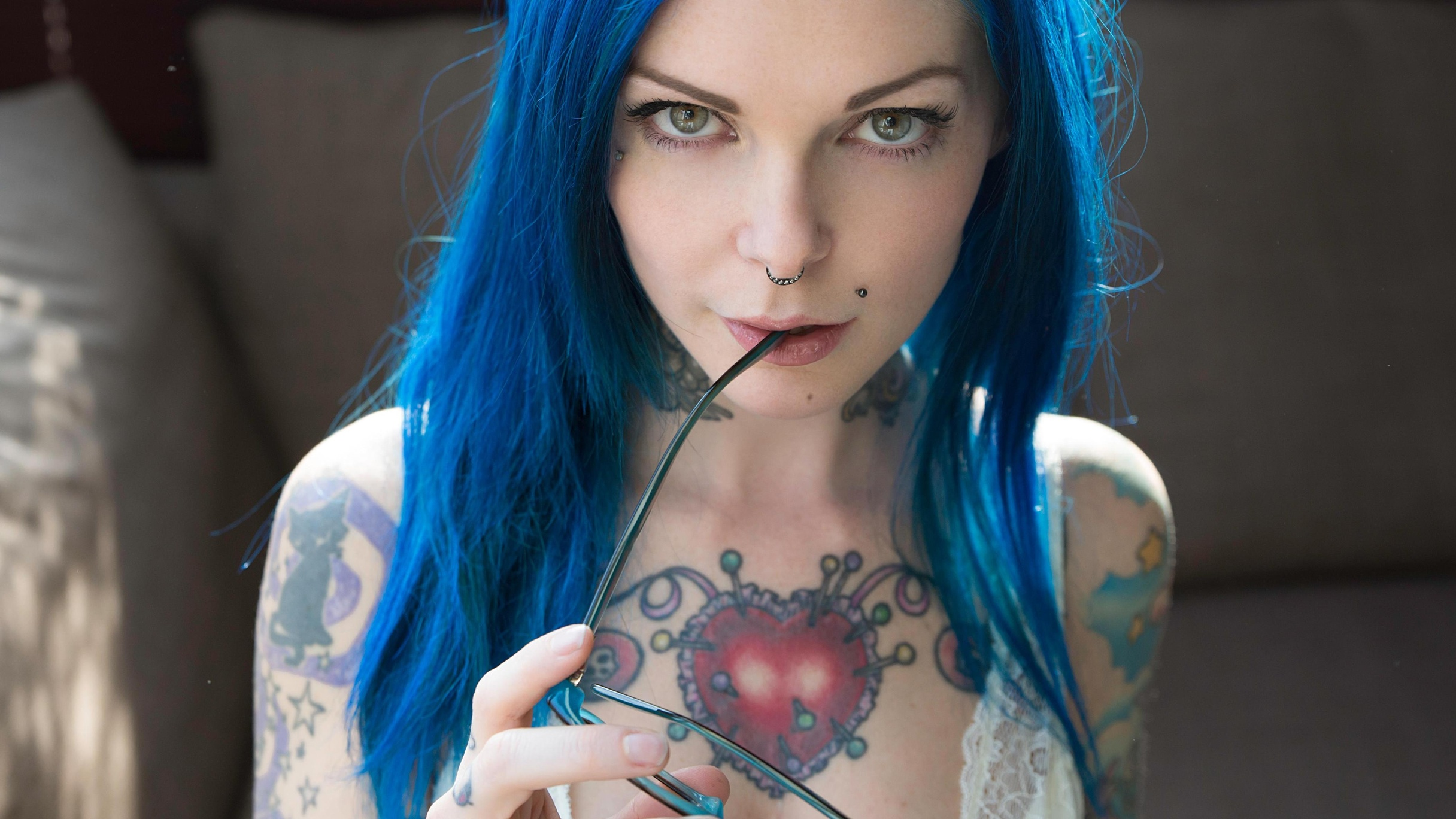 Riae Suicide  - The Theory O suicidegirls @riae italian,goddess,angelic,perfection,mega