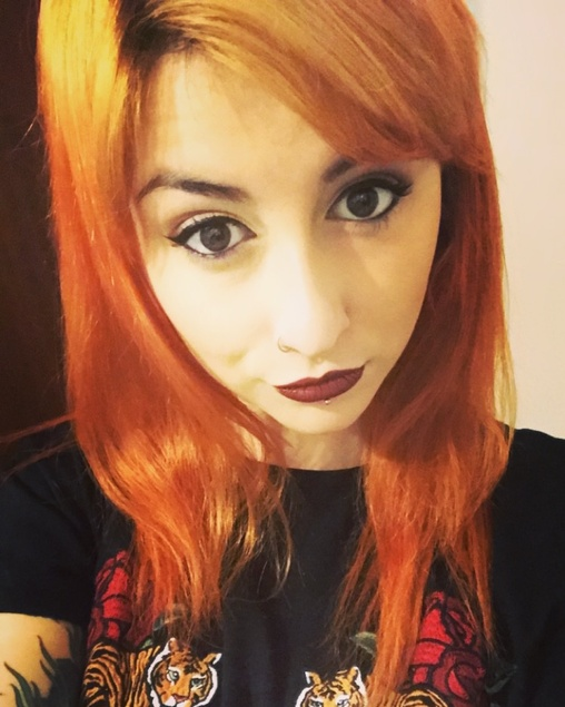 Sejmet Suicide | Alternative Model for SuicideGirls