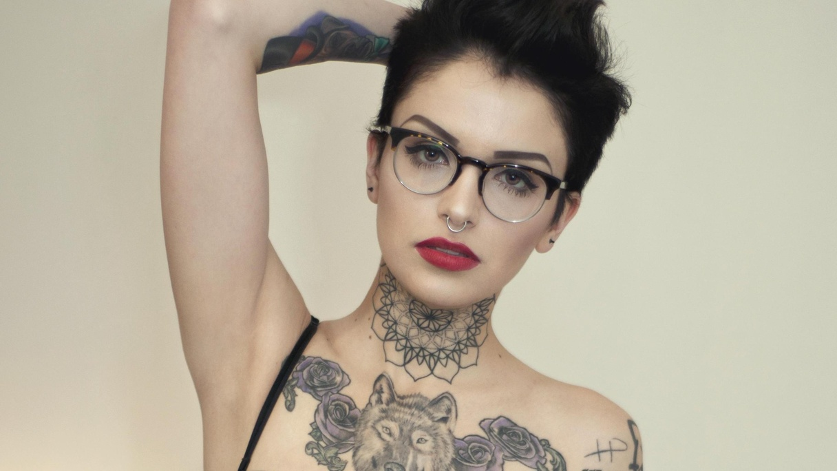 Leigh Raven Nude