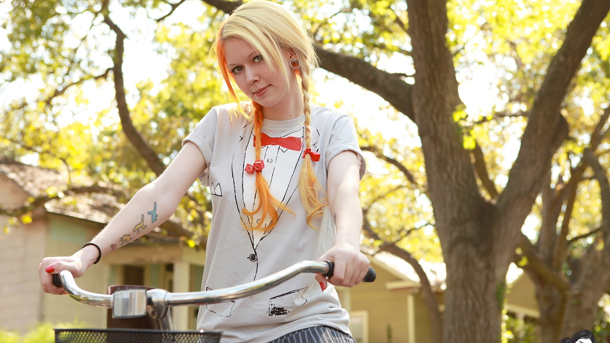Can not Nude bike suicide girls ideal