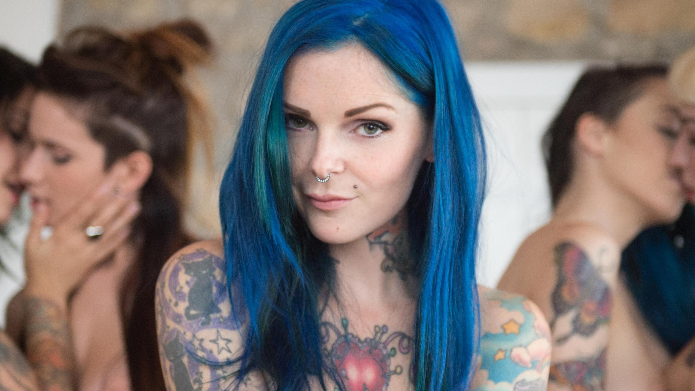 Riae Suicide  - Best Birthda suicidegirls @riae boobs,birthday,love,sirens
