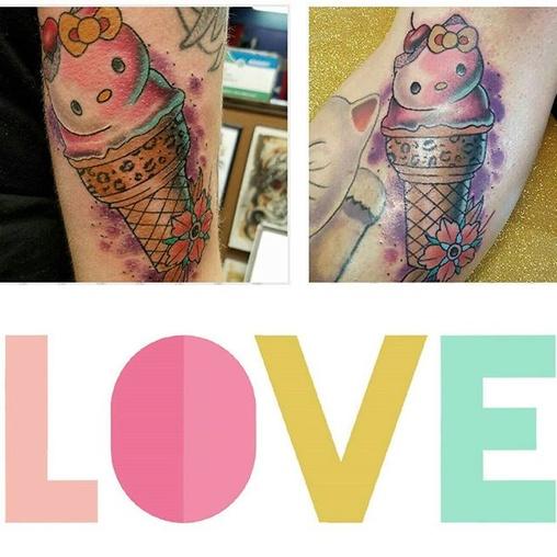 Delaney suicide alternative model for suicidegirls for Everett tattoo emporium