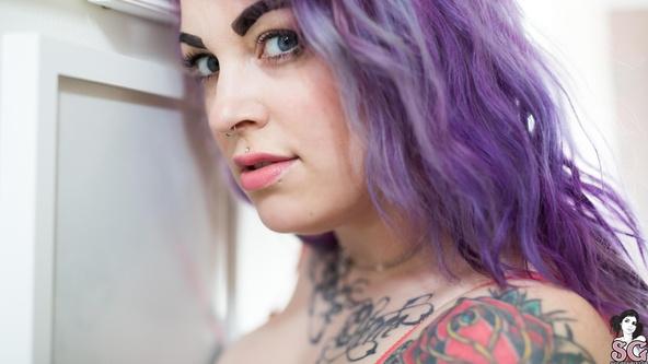 Delaney photo album gallery suicidegirls for Everett tattoo emporium