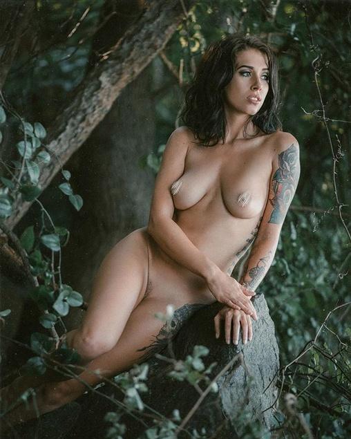 Damselfly Suicide Nude
