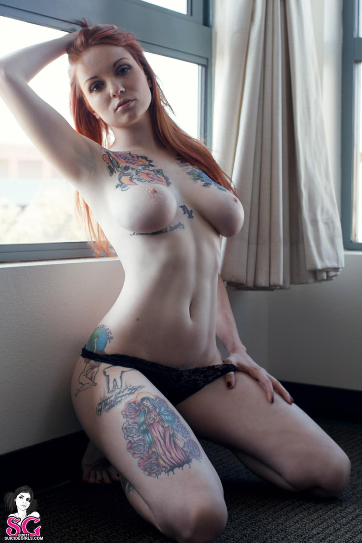 nsfw suicide girls