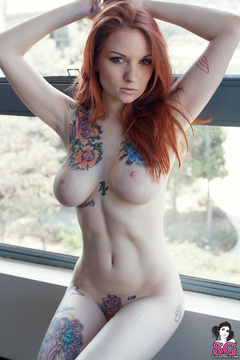 sexiest suicide girl porn gif